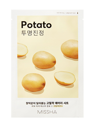 Missha Pleťová maska - Airy Fit Sheet Mask - Potato