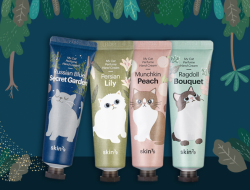Krém na ruce My Cat Perfume Handcream - Persian Lily SKIN79 (30ml)