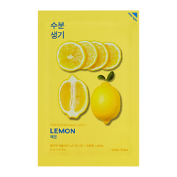 Holika Holika Pleťová maska Pure Essence Mask Sheet - Lemon