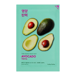 Holika Holika Pleťová maska Pure Essence Mask Sheet - Avocado