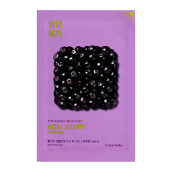 Holika Holika Pleťová maska Pure Essence Mask Sheet - Acai Berry