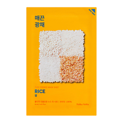 Holika Holika Pleťová maska Pure Essence Mask Sheet - Rice
