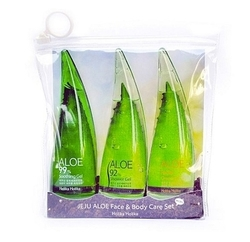 Holika Holika Jeju Aloe Face And Bodycare Set (3ks)