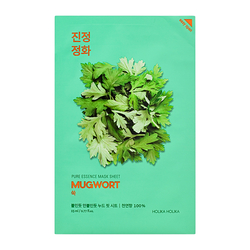 Holika Holika Pleťová maska Pure Essence Mask Sheet - Mugwort