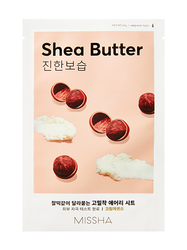 Missha Pleťová maska - Airy Fit Sheet Mask - Shea Butter
