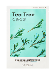 Missha Pleťová maska - Airy Fit Sheet Mask - Tea Tree