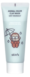 Skin79 Pleťová maska - Animal Color Clay Mask - Dry Monkey (70ml)