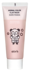 Skin79 Pleťová maska - Animal Color Clay Mask - Dark Panda (70ml)