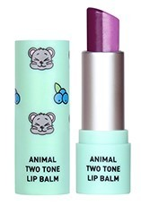 Skin79 Tónující balzám na rty Animal Two Tone Lip Balm Blueberry Mouse