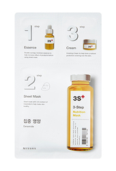 Missha 3step Nutrition Mask