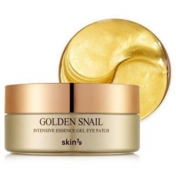 Skin79 Masky pod oči Golden Snail Intensive Essence Gel Eye Patch (83g/60ks)