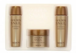 Golden Snail Intensive Skin Care Miniature KIT SKIN79