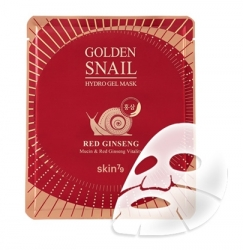 Pleťová maska Golden Snail Gel Mask - Red Ginseng SKIN79