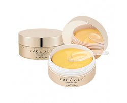 Holika Holika Masky pod oči Prime Youth 24K Gold Repair Eye Patch (50 kusů)