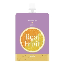 Skin79 Real Fruit Soothing Gel Citrus (300g)