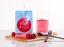 Real Fruit Soothing Gel Cranberry Skin79 (300g)
