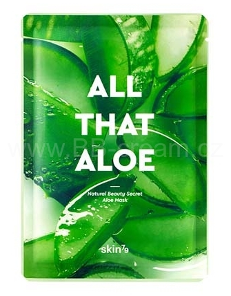 Pleťová maska All that Aloe Mask SKIN79 - kopie
