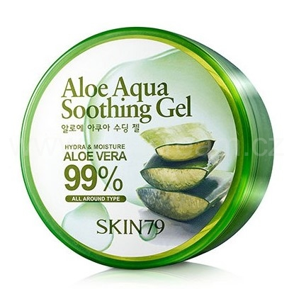 Aloe Aqua Soothing gel SKIN79 (300g)