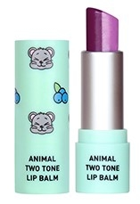 Tónující balzám na rty Animal Two Tone Lip Balm Peach Cat SKIN79 - kopie