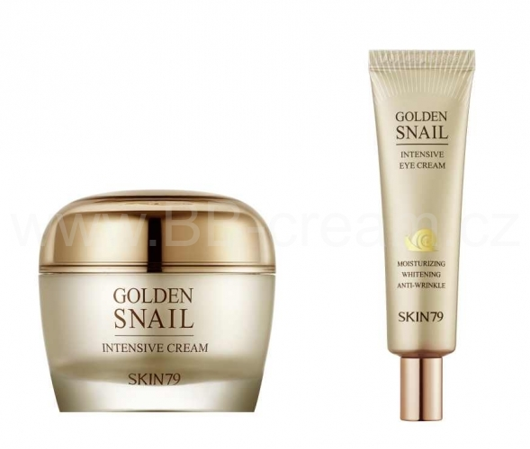 Golden Snail Intensive Cream SKIN79 (50ml) + Golden Snail Intensive Eye Cream SKIN79 (35ml)